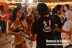 Pratique Salsa, ChaChaCha et Merengue Studio de danse Laval Août 2012