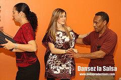 soirée cubaine à notre école de danse à Laval
