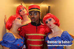 Baila Productions at Madessimo Madness Congress Bromont