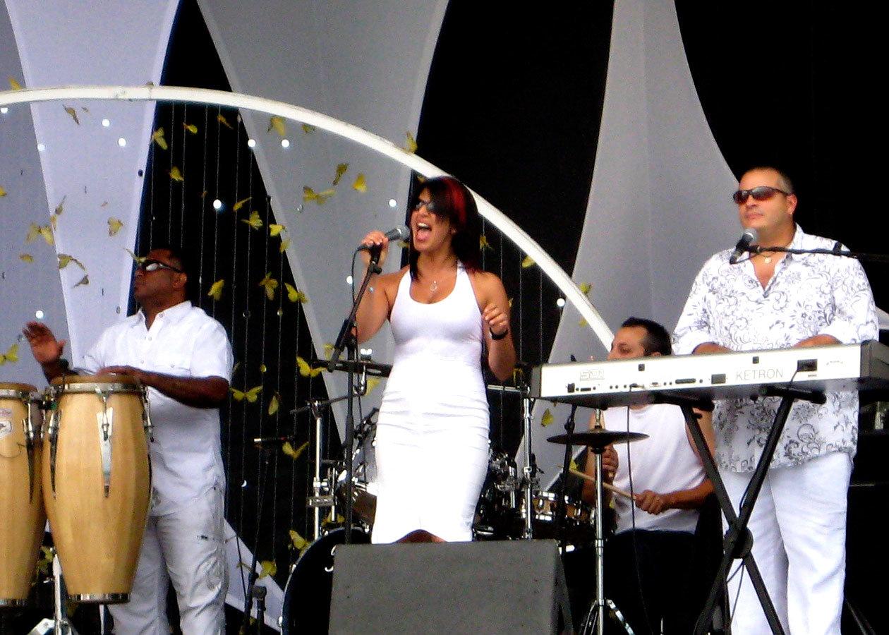 musique latines show live