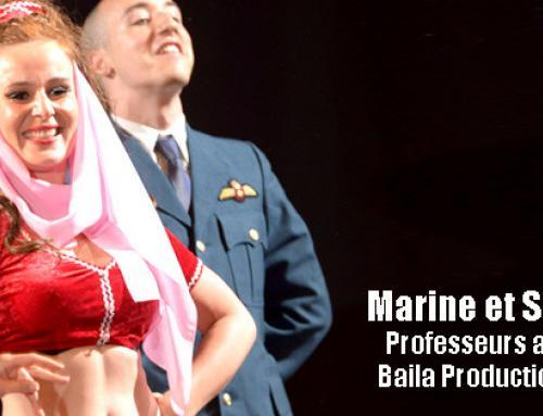 I Dream of Jeannie – Salsa, Samba and Belly Dance Fusion