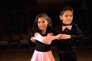 Danses Salsa et Merengue Enfants