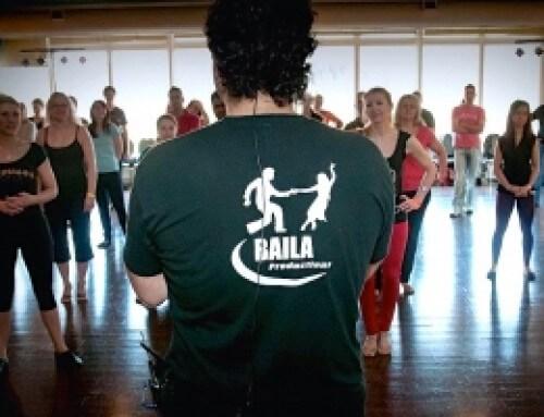 What makes a great dance teacher?