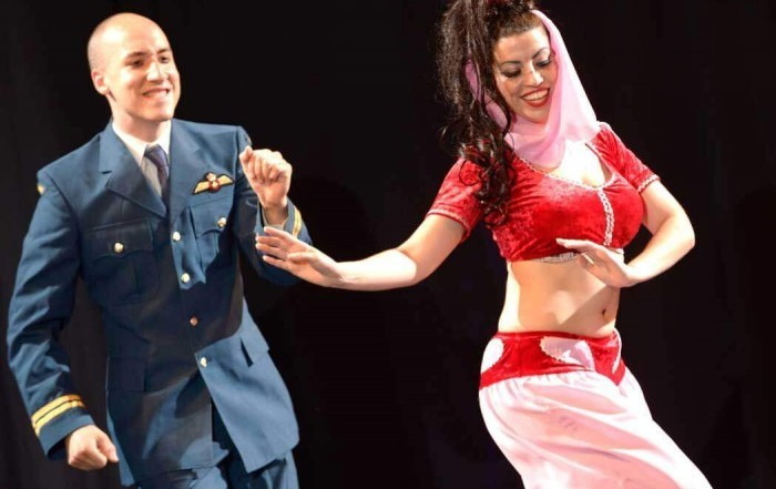 salsa école de danse