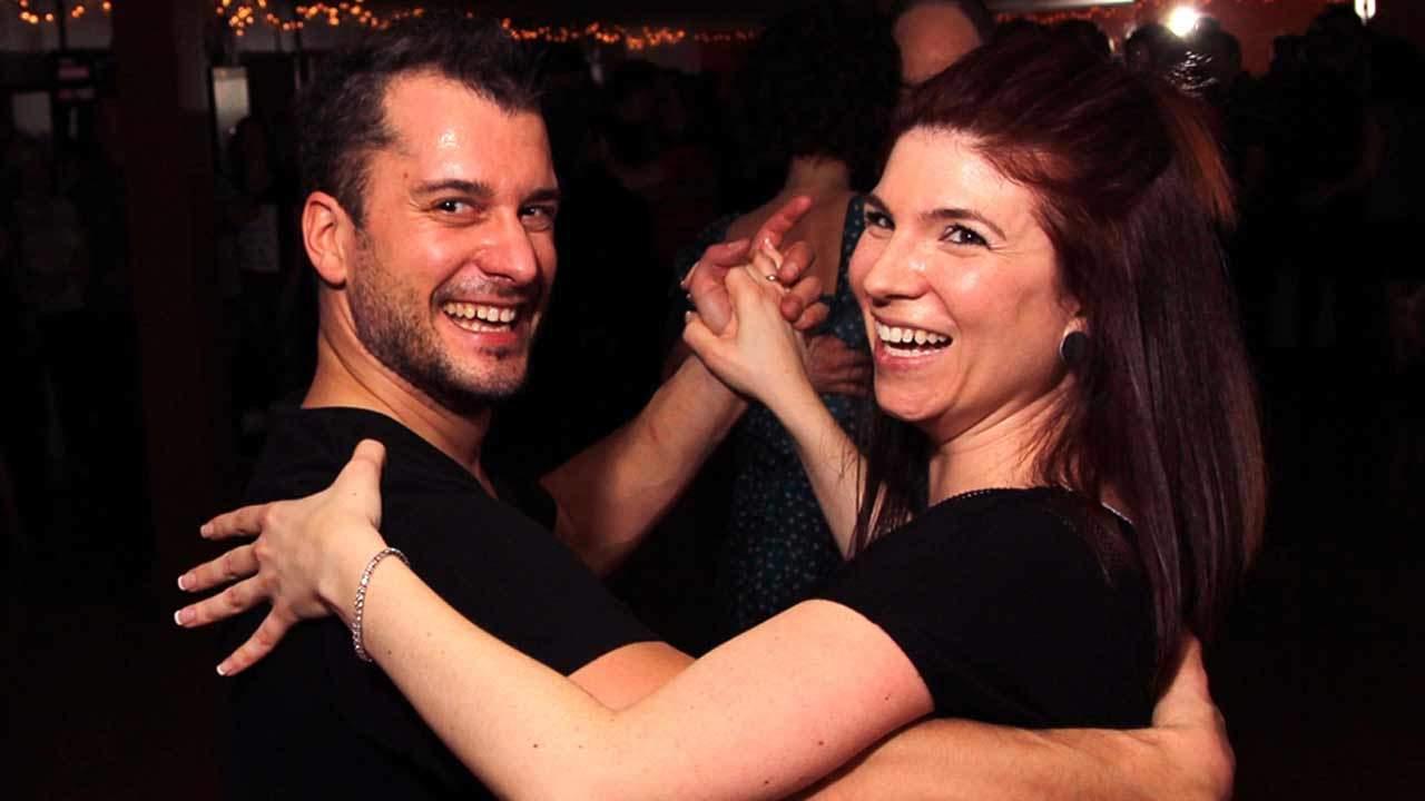 Danseurs de Salsa à Laval