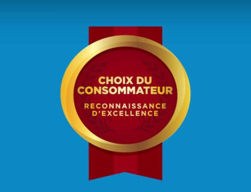 Baila Productions Récipiendaire Du Prix du Choix du Consommateur